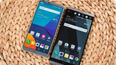 Điểm tin 20/03: LG G6 lên kệ giá 15.99 triệu, LG V20 rớt giá thảm dưới 9 triệu