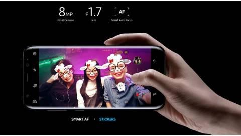 Cách chèn Watermark vào ảnh chụp trên Samsung Galaxy S8 cực hay ho