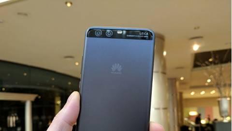 Huawei P10 lọt top 3 smartphone camera tốt nhất hiện nay