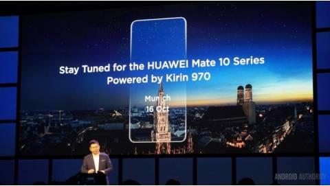 Huawei Mate 10 sẽ là đối thủ xứng tầm LG V30 với camera f/1.6