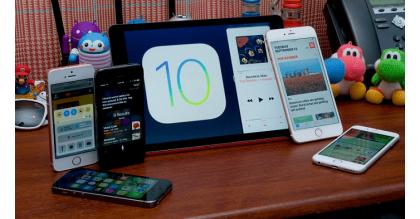 Hướng dẫn cách cập nhật phiên bản iOS 10.3 mới nhất