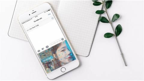Hướng dẫn đổi hình nền bàn phím iPhone siêu lung linh không cần Jailbreak