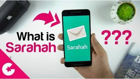 Cách sử dụng Sarahah - app đặt câu hỏi ẩn danh hot nhất hiện nay