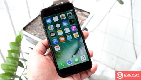 Hình ảnh iPhone 7 Lock, giảm giá không phanh chào đón iPhone 8