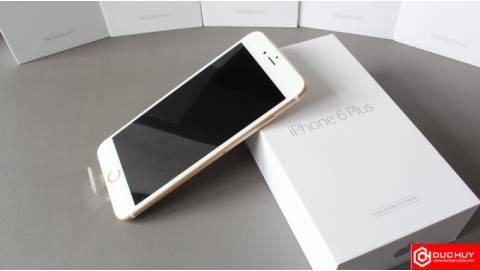 Hình ảnh iPhone 6 Plus chưa active mới toanh giá tầm 8 triệu