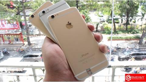 iPhone 6 Lock có đánh bại Galaxy S6 trong tầm giá 4 triệu?
