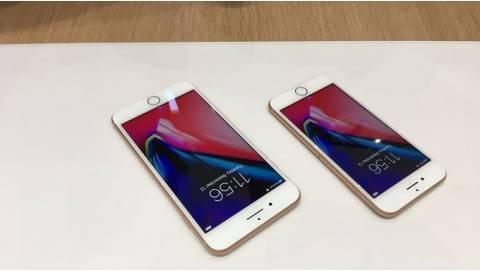 Ảnh iPhone 8/8 Plus: Bản nâng cấp đẹp mắt của iPhone 7 Plus