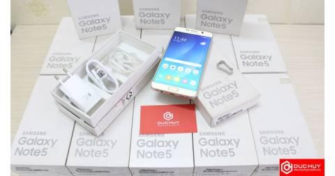 Samsung Galaxy Note 5 công ty giá 6,9 triệu, ai nên mua?