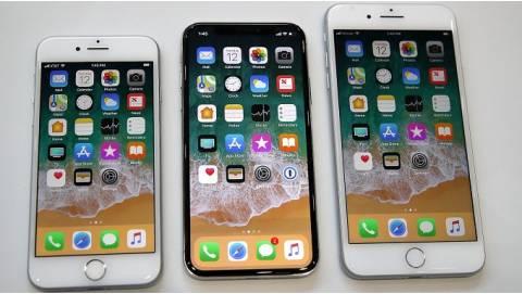 Hướng dẫn kiểm tra nguồn gốc bộ 3 iPhone 8/ 8 Plus, iPhone X
