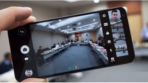 LG G6 – Hình ảnh đầu tiên chụp từ camera kép