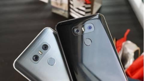 LG G6 trong cuộc chiến camera phone với loạt flagship đình đám