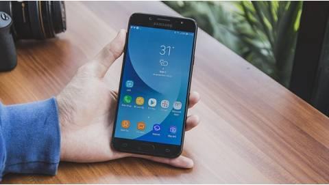 Samsung Galaxy J7 Plus công ty gây bão ở mức 7,39 triệu