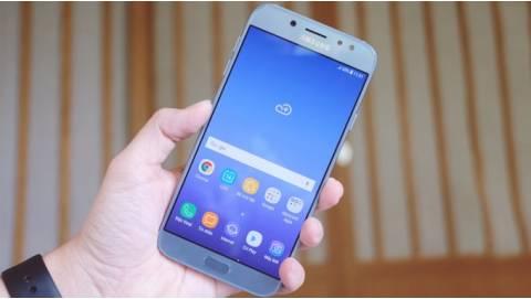 Galaxy J7 Pro công ty lấn át nhiều smartphone tầm trung