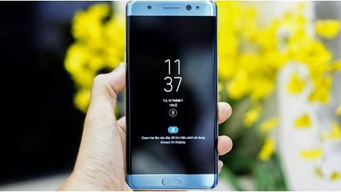 Samsung Galaxy Note FE lên kệ giá 14,6 triệu tại Duchuymobile.com
