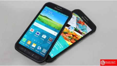 Video Samsung Galaxy S5 Active chiến binh bất tử của Samsung
