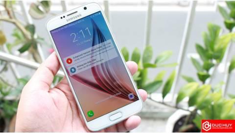 Hướng dẫn chụp màn hình Samsung Galaxy S6 đơn giản nhất