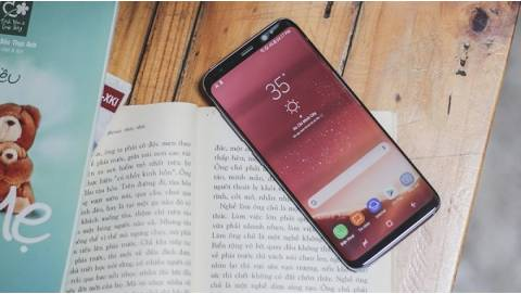 Samsung Galaxy S8 2 sim chính hãng - đẳng cấp và tiện ích