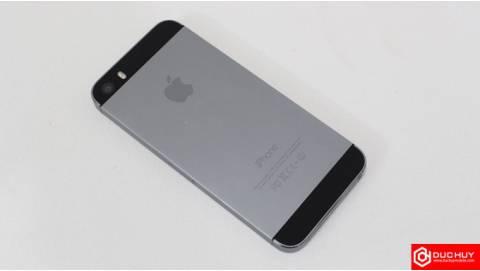 Năm 2017, mua iPhone 5S giá rẻ vẫn là lựa chọn của tôi