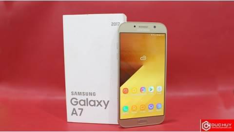 Hình ảnh Samsung Galaxy A7 2017 công ty giá 6 triệu đang tạo bão