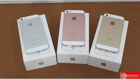Hình ảnh iPhone SE 16GB trôi bảo hành cuốn hút tầm giá 5 triệu