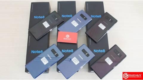 4 Lý do nên mua Samsung Galaxy Note 8 ngay thời điểm này
