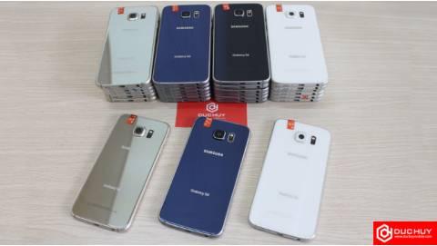 Hướng dẫn kiểm tra Samsung Galaxy S6 cũ trước khi mua
