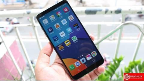 Có nên mua LG G6 cũ giá 7,5 triệu thời điểm này hay không?
