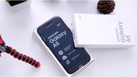 Samsung Galaxy A5 2017 công ty giá 7 triệu, rẻ nhất thị trường
