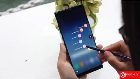 Mua trả góp Samsung Galaxy Note 8 2 sim công ty dễ hay khó?