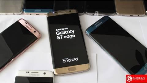 Mua trả góp Galaxy S7 Edge 2 sim cũ xách tay thủ tục thế nào?