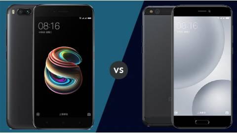 Mua Xiaomi Mi 5C hay Xiaomi Mi 5X sẽ chơi game tốt hơn?