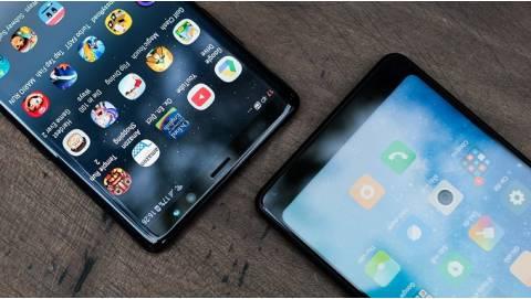 Mua Xiaomi Mi Mix 2 mới hay Galaxy Note 8 cũ tầm 14 triệu?