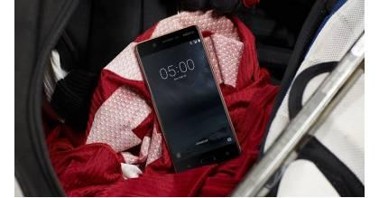 Nokia 5 lộ diện với thiết kế nhỏ gọn, nổi bật với 4 màu sắc