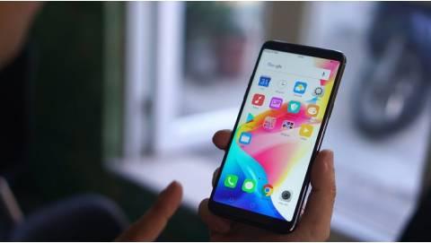 Thủ thuật chia đôi màn hình smartphone OPPO cực đơn giản