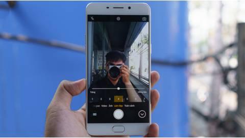 Oppo F1 Plus công ty: Chuyên gia selfie RAM 4GB giá 4 triệu