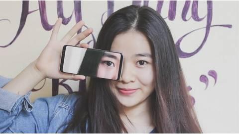 Hướng dẫn sử dụng quét mống mắt trên Samsung Galaxy S8