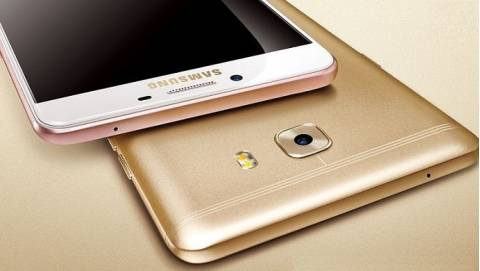 Samsung Galaxy C7 Pro ra mắt - RAM 4GB, 2 camera 16MP