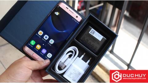 Samsung Galaxy S7 Edge 2 sim giá rẻ có được lên Android 8?