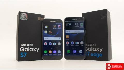 Tại sao Samsung Galaxy S7, S7 Edge cũ vẫn hấp dẫn Samfan?