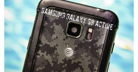 Samsung Galaxy S8 Active: Pin trâu, cấu hình khủng hơn S8+