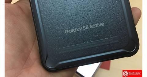 Hình ảnh thực tế Samsung Galaxy S8 Active liên tục xuất hiện
