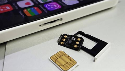 Sim ghép 4G bị khóa trên các thiết bị iPhone Lock ở Việt Nam