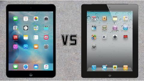So sánh iPad Mini 2 cũ và iPad 2 cũ: Lựa chọn nào phù hợp?