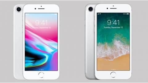 So sánh iPhone 8 và iPhone 7: Có cần thiết lên đời?