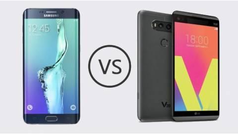So sánh LG V20 và S6 Edge Plus: bạn chọn cong hay thẳng?