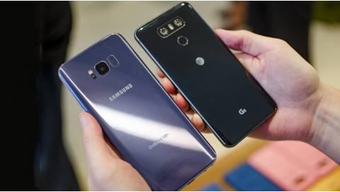 So sánh Galaxy S8 Plus cũ và LG G6: Ai tốt nhất tầm giá 11 triệu?