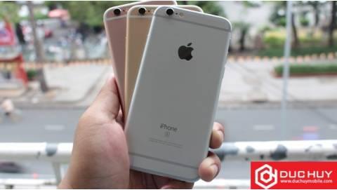 Đánh giá iPhone 6s Lock: Trải nghiệm hơn mong đợi giá 4 triệu