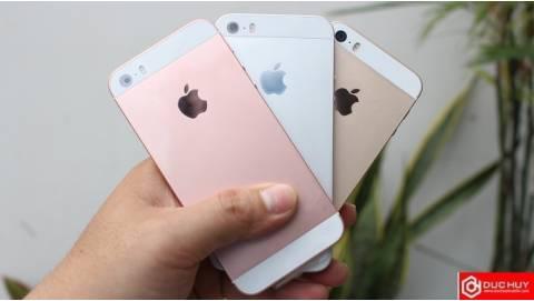 iPhone SE có bao nhiêu phiên bản, nên mua máy nào?