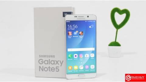 Hình ảnh Samsung Galaxy Note 5
