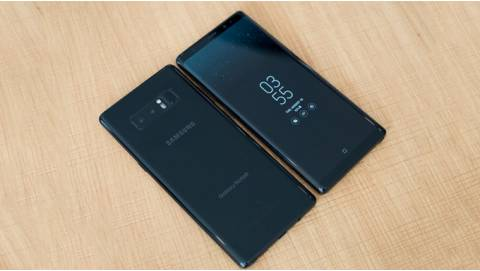 Samsung Galaxy Note 8: Camera kép xóa phông, S-Pen bá đạo